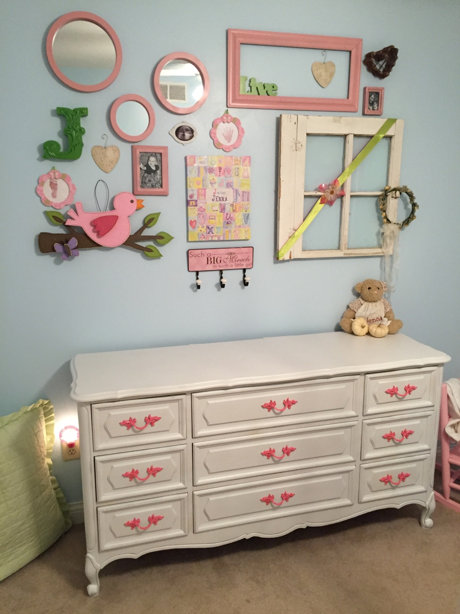 Big Girl Room Part 2 (Furniture)